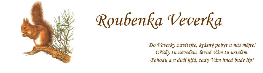 Roubenka Veverka